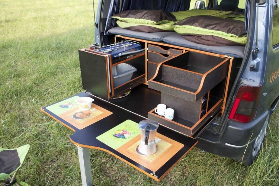 Slide Out Camp Kitchen >> 23 Best Chuck Box - camperism