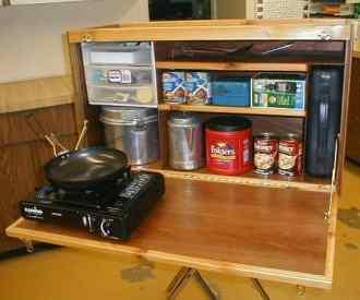 chuck box 39 - Camp Kitchen Box