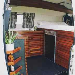 Van Conversion 39