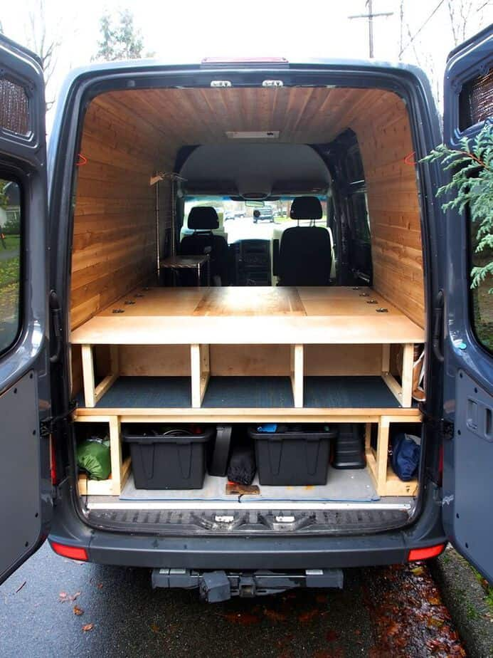 Van Conversion 50
