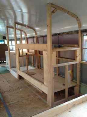 Bus Rv Conversion 1