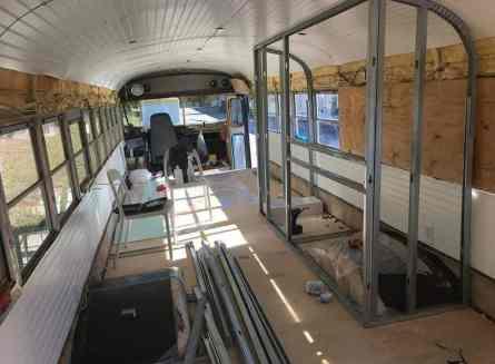 Bus Rv Conversion 13