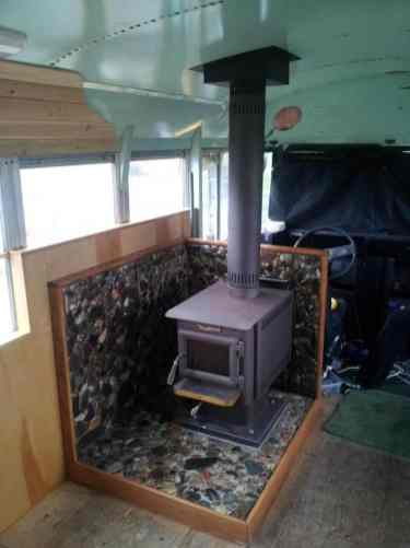 Bus Rv Conversion 15