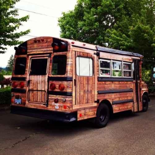 Bus Rv Conversion 16