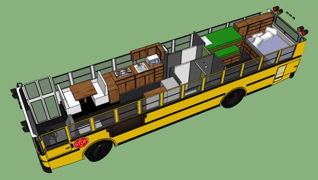 Bus Rv Conversion 43