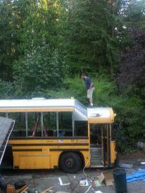 Bus Rv Conversion 56
