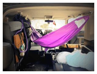 Honda Element Camping 16