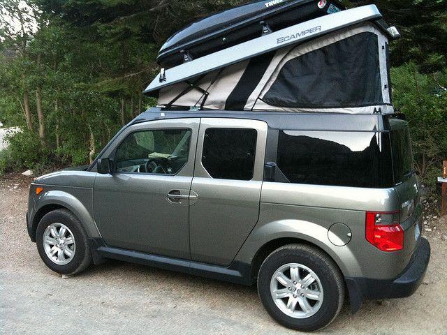 Honda Element Camping >> 25 Best Honda Element Camping Camperism
