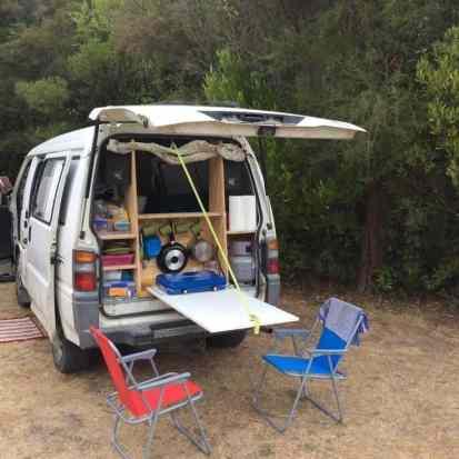 Mini Van Conversionr 19