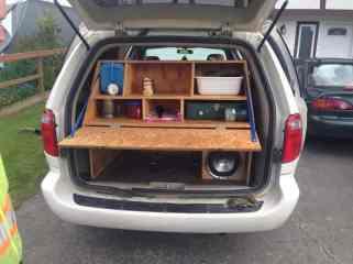 Mini Van Conversionr 30