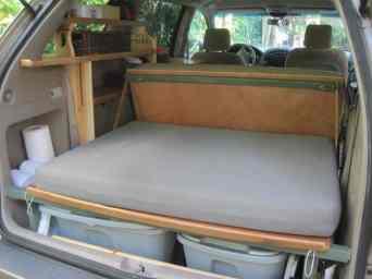Mini Van Conversionr 4