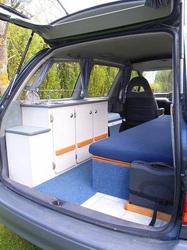 Mini Van Conversionr 48