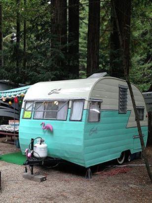 Retro Camper 32