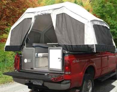29 Best Truck Tent Diy | Camperism