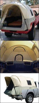 Truck Tent Diy 34
