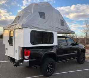 Truck Tent Diy 37