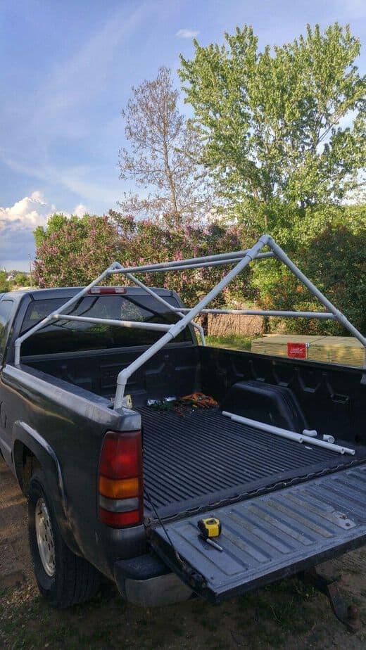 Truck Tent Diy 43