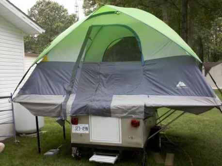 Truck Tent Diy 54