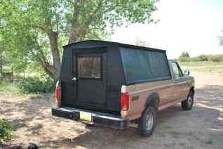 Truck Tent Diy 6