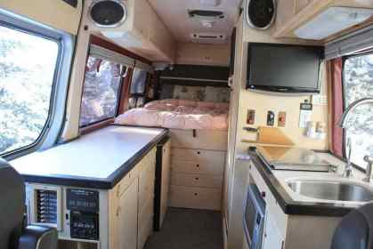 Van Conversion Ideas Layout 2