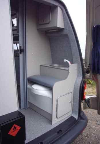 Van Conversion Ideas Layout 30