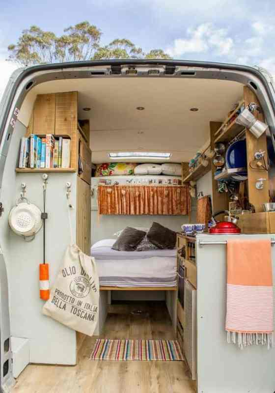 Van Conversion Ideas Layout 33