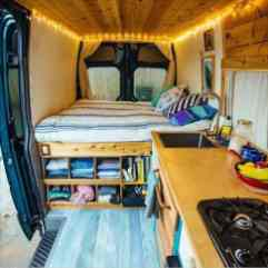 Van Conversion Ideas Layout 38