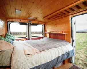 Van Conversion Ideas Layout 39