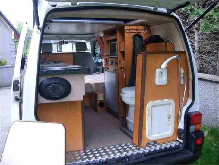 Van Conversion Ideas Layout 47