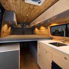 Van Conversion Ideas Layout 56