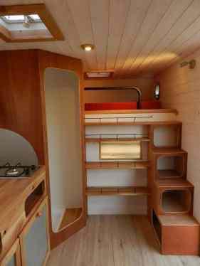 Sprinter Van Conversion Interiors 11