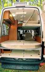 Sprinter Van Conversion Interiors 12
