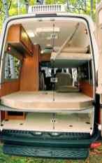 Sprinter Van Conversion Interiors 12