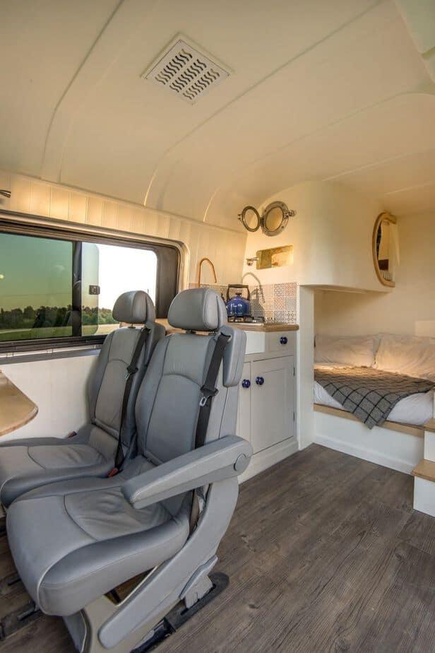 Sprinter Van Conversion Interiors 25