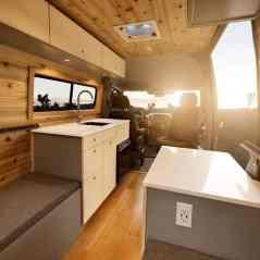 Sprinter Van Conversion Interiors 4