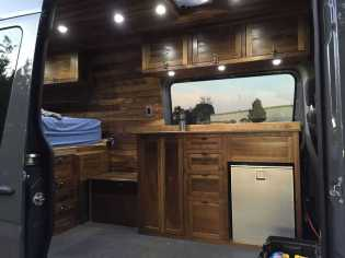 Van Conversion Ideas Layout 23