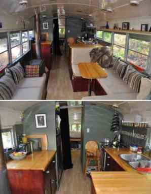 Van Conversion Ideas Layout 9