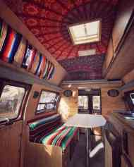 Camper Van Conversion 12