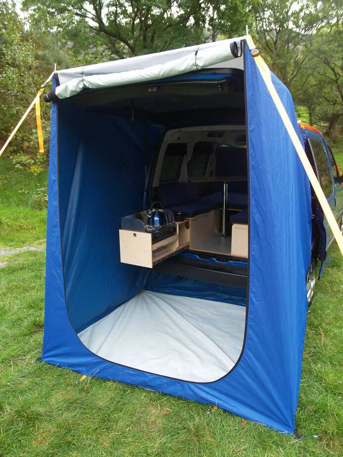 Camper Van Conversion 22