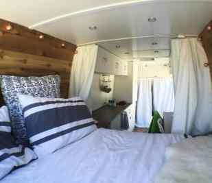 Sprinter Van Conversion 13