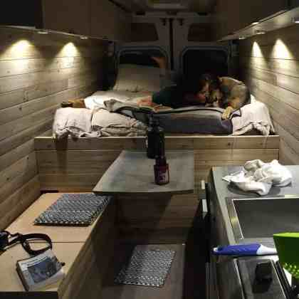 Sprinter Van Conversion 28