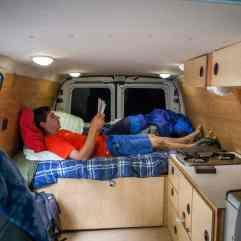 Van Camping 9
