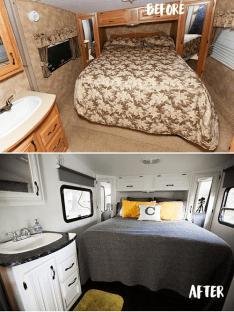 Camper Bedroom 25
