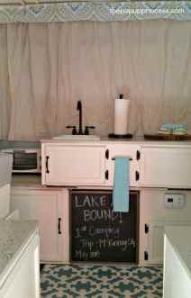 Camper Kitchen Organization 1