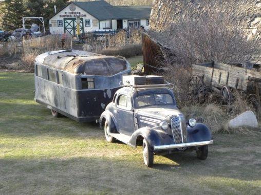 Old Camper 18