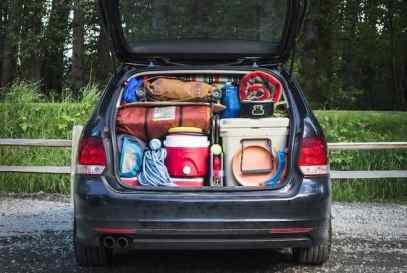 Packing Car For Camping 20