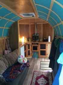 Homemade Camper Trailer Tiny Houses 4