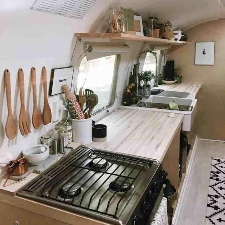Airstream Kitchen 13