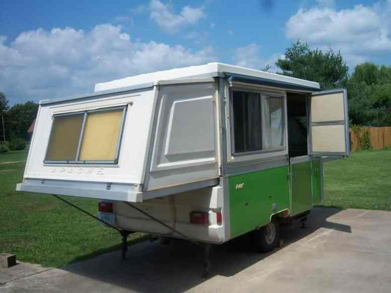 Apache Camper 7