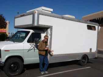 Box Truck Conversion 1